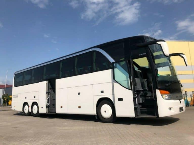 Bus service New York
