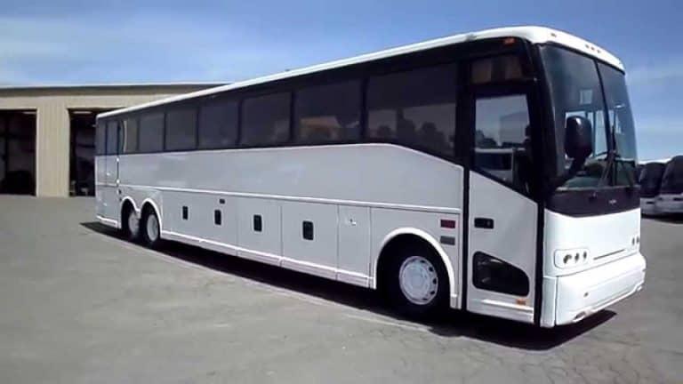 Charter bus company NYC