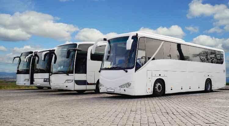 Coach bus Bronx
