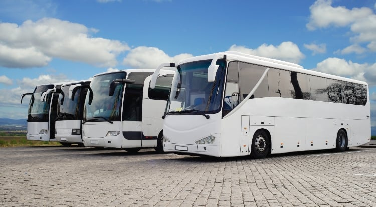 Coach bus New Jersey