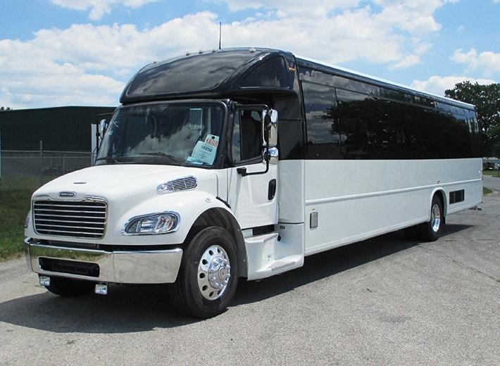 Mini bus brooklyn