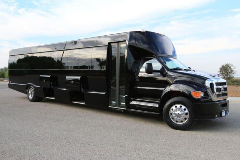 Mini coach rental NYC