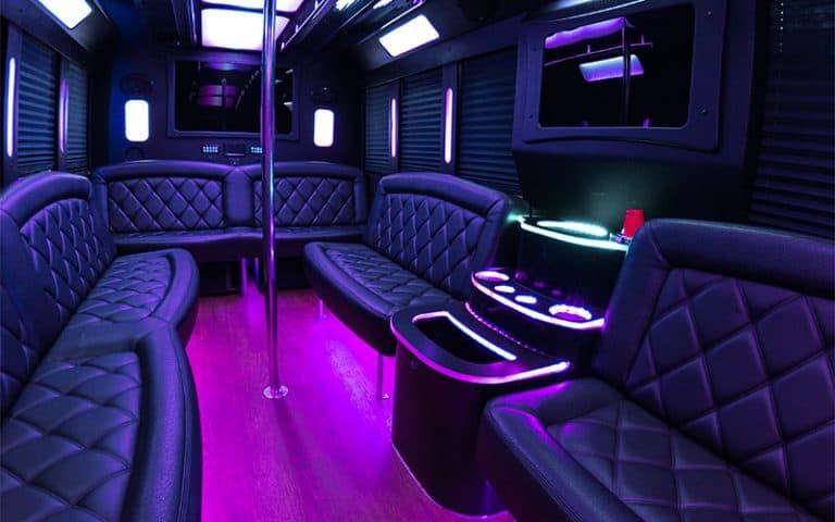 Party bus rental New York