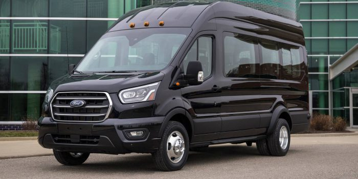 Passenger Van New York   Corporate Express, Inc