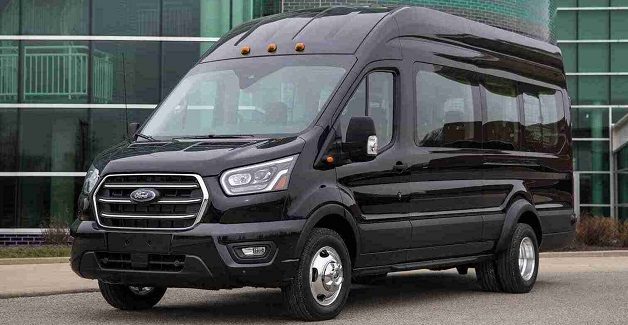 Passenger Van Brooklyn | Corporate Express, Inc