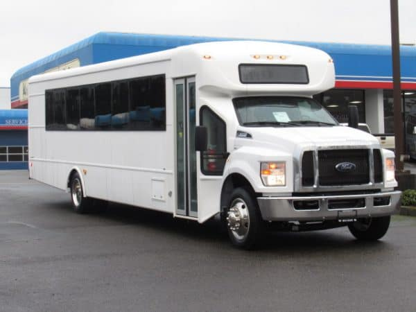 Shuttle bus service Bronx
