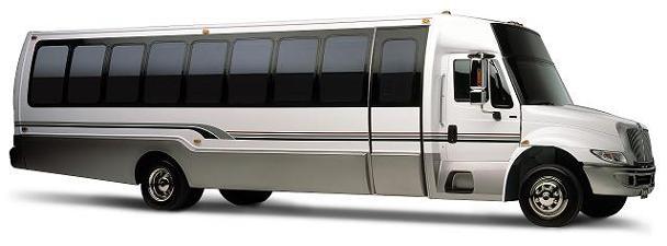bus rental in new york