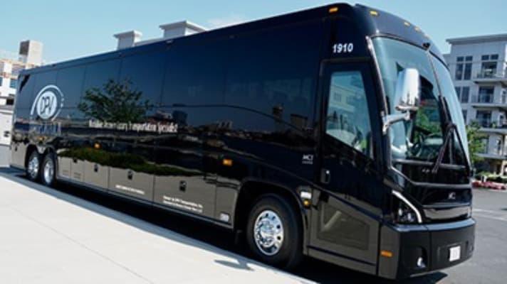 Long Island Charter Bus Companies