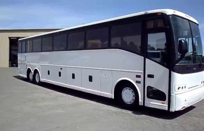 Charter bus company Bronx