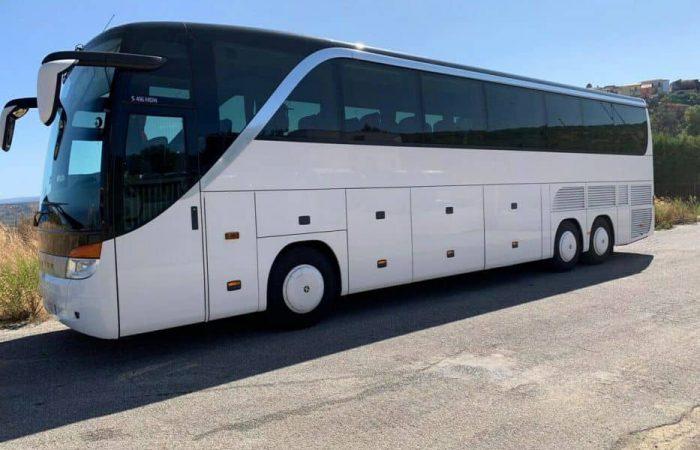 Coach bus rental brooklyn
