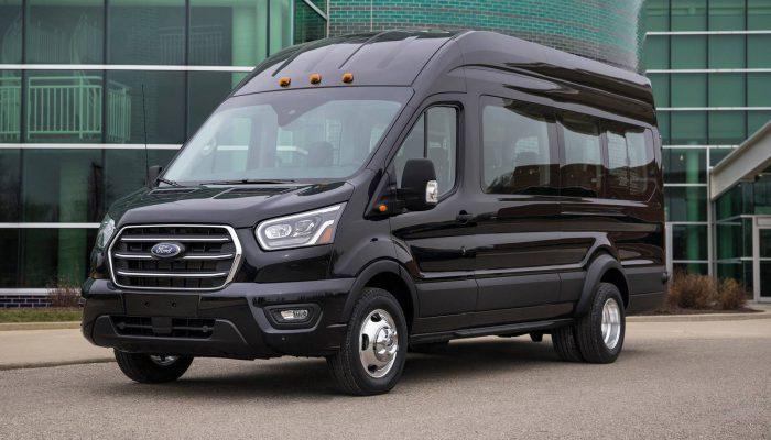 passenger-van-New Jersey