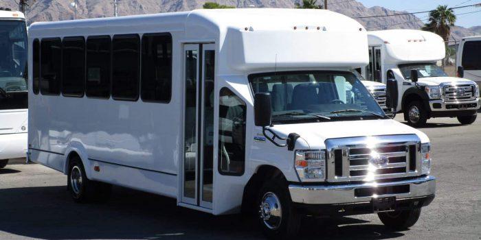 Shuttle bus Bronx